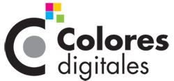 colores digitales Logo